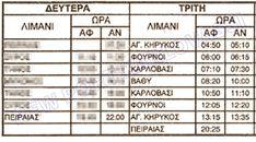 11 Ιουνίου το πρώτο δρομολόγιο στο νόμο μας από το Blue Star Naxos. Στην συνεχεία θα το αναλάβει το Blue Star Paros - Ικαριακή Ραδιοφωνία Periodic Table, Diagram, Periotic Table, Periodic Table Chart