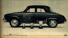 1964 Willys Gordini - Brasil