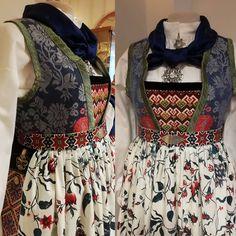 "Norsk Flid Husfliden Fagernes on Instagram: ""Bringedukdrakt fra Valdres. Nå også hos oss. 💖"" Apron, Summer Dresses, Sewing, Instagram, Fashion, Moda, Dressmaking, Summer Sundresses, Fashion Styles"