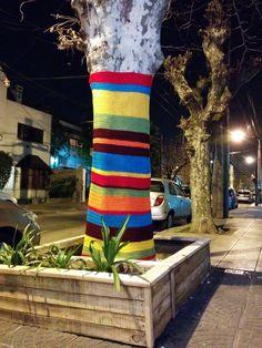 Corart - Diseño de Fachada Frida *Árbol con lana* ♥