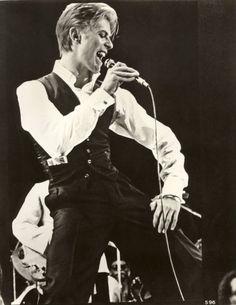 David Bowie - Let's Dance Tour
