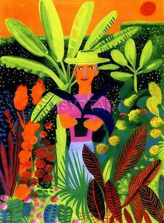 Dixter Tropical Garden