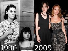 Post with 4313 votes and 201365 views. Tagged with christina ricci, winona ryder; Winona Ryder and Christina Ricci Beautiful Christina, Christina Ricci, Christina Aguilera, Winona Ryder Hair, Winona Forever, Star Wars, Maquillaje Halloween, Under My Skin, Celebrity Moms