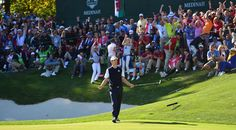 Justin Rose at the Ryder Cup, from TheTodaysGolfer