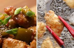 This Sweet And Sour Chicken Will Make You Break-Up With Take-Out