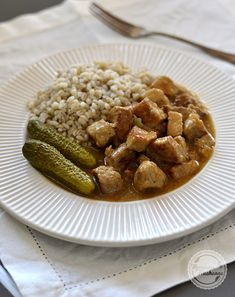 Polish Recipes, Goulash, Food And Drink, Cooking Recipes, Beef, Dinner, Breakfast, Meat, Dining