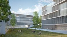BGU University North Campus Master Plan / Chyutin Architects