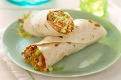 these wouldn't last an half hour even if I made 50. Cheesy Grilled BBQ Chicken Wraps recipe