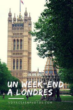 Londres : programme et bonnes adresses pour un week end pas cher