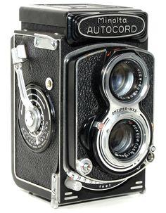 Minolta Autocord