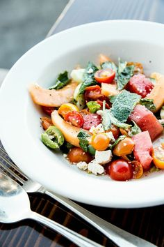 Summer Salad   Molina, Mill Valley   Rue