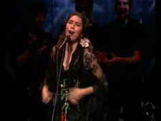 Estrella Morente, En Lo Alto Del Cerro.  This singer of Flamenco gives me cascades of chills.  Oh.My.God.