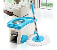Christmas Gift Ideas - 360 Degree Spin Mop & Dry Bucket