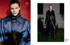Glossy Power (Vogue China)