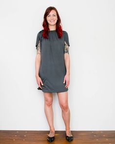 the Versalette: dress, tee, tank, jacket, skirt, shorts all in one!!