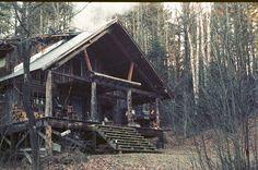 Cozy Log Cabins : Photo