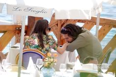 *PREMIUM-EXCLUSIVE* MUST CALL FOR PRICING BEFORE USAGE - Pregnant Charlotte Casiraghi and partner Dimitri Rassam have a romantic weekend in Positano