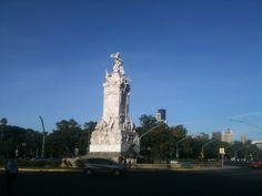 Monumento a los españoles, Buanos Aires Argentina #lugares #turytecnia #buenos aires #argentina