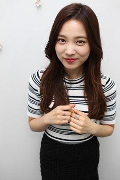 [Interview Pics] 160519 Yoon Sohee 윤소희