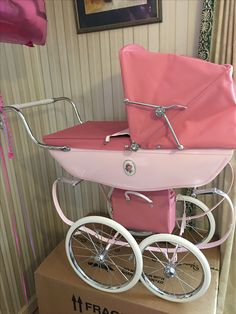 Dolls Prams, Baby Strollers, Children, Vintage, Kids, Baby Prams, Young Children, Boys, Strollers