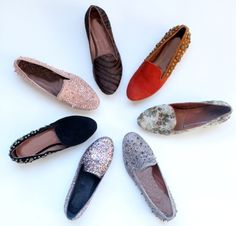 Studded Loafers  (Perfect for Fall Outfits)