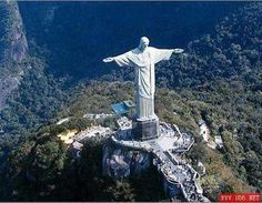 My dream vacation is to Rio