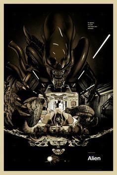 Martin Ansin - Alien Variant