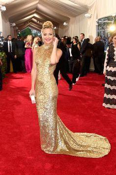 See the best Met Gala red carpet fashion: Kate Hudson