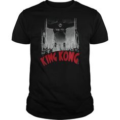 King Kong Gates T-Shirts, Hoodies. Check Price Now ==► https://www.sunfrog.com/Movies/King-Kong-Gates-.html?id=41382