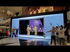 Zain Kuwait National Day Celebrations - 360 Mall احتفال زين بالعيد الوطني في