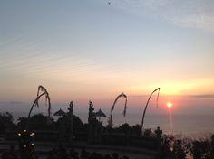 Kecak Dance, Sunset, and Monkey in one place of Uluwatu south Bali. www.kebalitour.com