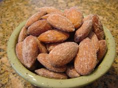 Smoked Almonds Recipe - These taste like the real smokehouse almonds you buy in the store for a huge price. Nut Recipes, Almond Recipes, Snack Recipes, Grill Recipes, Candy Recipes, Vegan Snacks, Healthy Snacks, Healthy Recipes, Sweet Like Candy