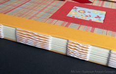 Bella Linke - Encadernação Artesanal e Cartonagem: Mais Coleção Kids para Rota do Papel