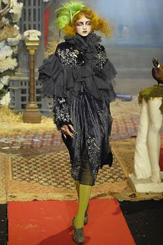 John Galliano Fall 2007 Ready-to-Wear - Collection