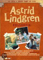 Astrid Lindgren DVDbox