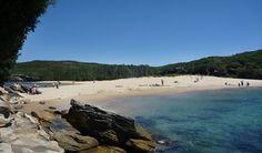 Beautiful Wattmolla Beach