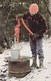 You may be able to augment your home or farmstead's water supply for very little cost by digging a shallow well. Originally published as