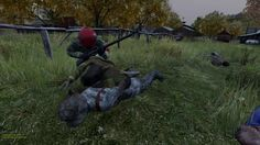 Dayz - forcing my prisoner to read me Homoerotica https://youtu.be/u3IrLmSFkQU