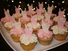 cupcakes ballet - Buscar con Google