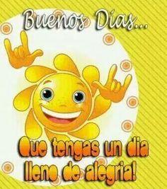 Buenos Días. ****