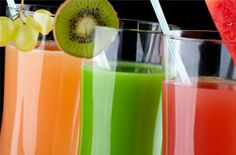 Mix up your juice routine
