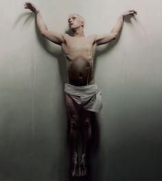 Albino Chris (Χριστός με αλβινισμό)