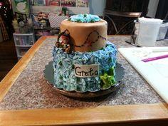 Jake the pirate birthday cake