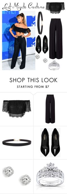 """""""Ariana Grande"""" by arig3049 ❤ liked on Polyvore featuring Topshop, Miss Selfridge, Humble Chic, Yves Saint Laurent and Kobelli"""