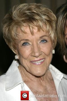 Jeanne Cooper -  The Young and the Restless . Battling serious infection - Xigrist? by Eli Lilly