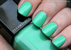 Mint Green - Illamasqua