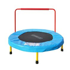 "Lil' Hopper Childrens 40"" Mini Trampoline"