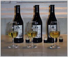 """""""3 en rama"""" de Lustau. Jerez, El Puerto y Sanlúcar en tres copas de vino."""