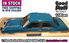 Ford Escort RS1600 Fav  Limited Edition 1 of 504 www.118cars.co.nz