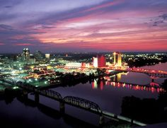 Shreveport, Louisiana, United States... the metro area I lived just outside of from ages 9-13.